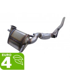 Seat Altea diesel particulate filter dpf oe equivalent quality - AUF135