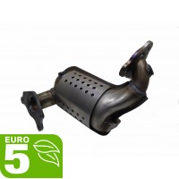 Nissan Pulsar catalytic converter oe equivalent quality - RNC172