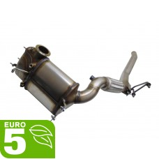 Volkswagen Touran diesel particulate filter dpf oe equivalent quality - VWF181