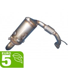Ford Fiesta diesel particulate filter dpf oe equivalent quality - FDF180