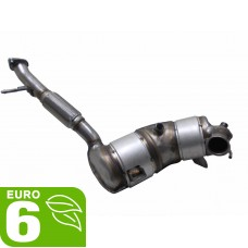 Ford Transit diesel particulate filter dpf oe equivalent quality - FDF191