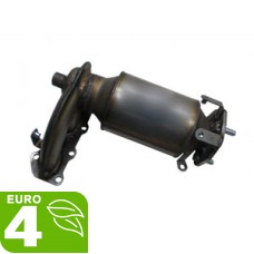 Skoda Roomster catalytic converter oe equivalent quality - SKC106