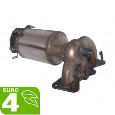 Skoda Fabia catalytic converter oe equivalent quality - VWC149