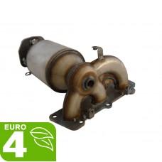 Skoda Fabia catalytic converter oe equivalent quality - VWC151