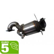 Skoda Octavia catalytic converter oe equivalent quality - VWC174
