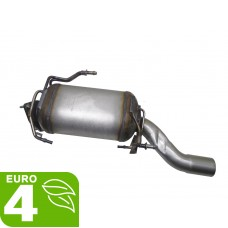 Volkswagen Touareg diesel particulate filter dpf oe equivalent quality - VWF079