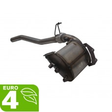 Volkswagen Touran diesel particulate filter dpf oe equivalent quality - VWF146