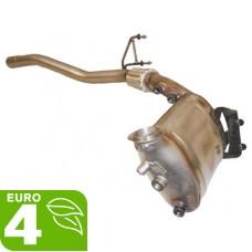 Volkswagen Touran diesel particulate filter dpf oe equivalent quality - VWF154