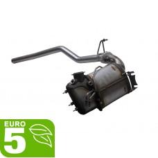 Volkswagen Tiguan diesel particulate filter dpf oe equivalent quality - VWF166