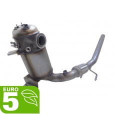Skoda Rapid diesel particulate filter dpf oe equivalent quality - VWF190