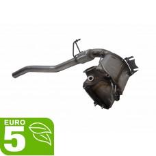 Volkswagen Touran diesel particulate filter dpf oe equivalent quality - VWF185