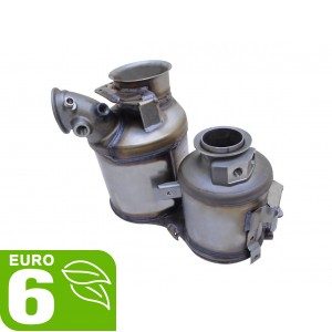 Audi A3 diesel particulate filter dpf oe equivalent quality - AUF142